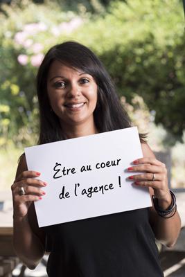 Coralie Dumas, Responsable administrative