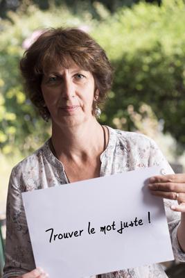 Sylvie Lemarchand, directrice de clientèle
