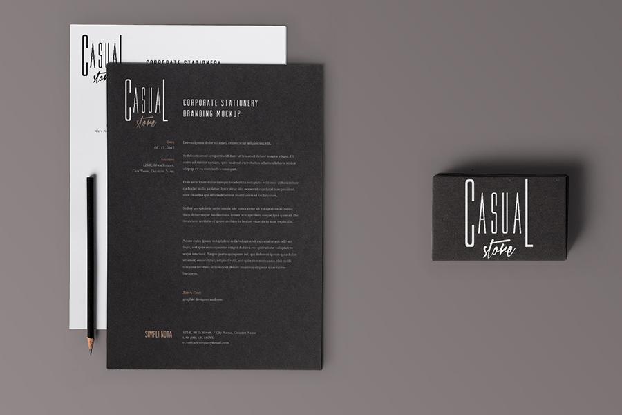 Création print - Bodeva, agence de communication Montpellier (34) - Casual
