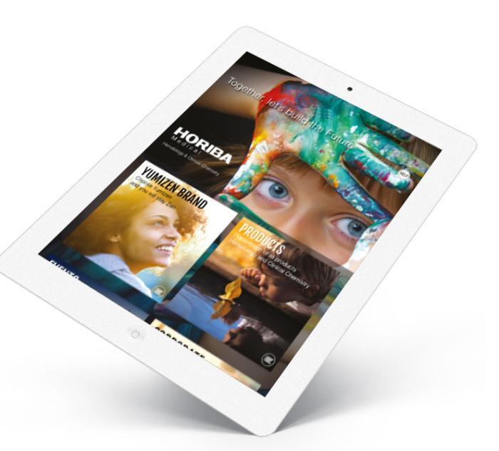 tablette horiba